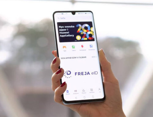 Freja eID now available in Huawei AppGallery